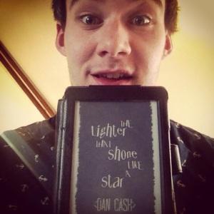 Lighter Selfie